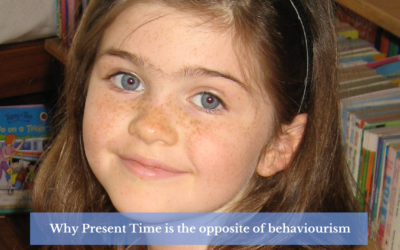 Why Present Time is the Opposite of Behaviourism!